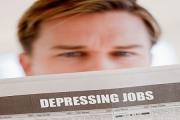 ۱۰ شغل با بالاترین نرخ افسردگی