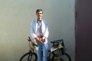 از بازاریابی با دوچرخه تا اشتغالزایی برای ۱۰ نفر