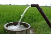۳۰۰ هزار چاه غیرمجاز برداشت آب در دشتها حفر شده است