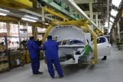با تولید بیش از ۵۵۵ هزار دستگاه خودرو