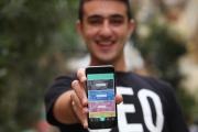 نوجوان لبنانی که رویای خود را جهانی کرد