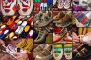 وقتی پای خلاقیت در پاپوش سنتی باز می شود؛ با «گیوه» تا ونیز رفتیم!