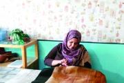 روایت کارآفرینی یک دختر ترکمن با سرمایه اندک: با ٥٠ هزارتومان شروع کردم