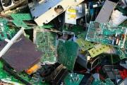 راهی برای معضل زبالههای الکترونیکی