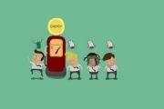 روشهایی برای افزایش انرژی در محل کار