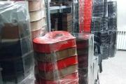 اشتغال بانوان سرپرست خانواده با ساخت جعبه های فانتزی