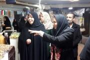 نماینده تهران در بازدید از تولیدات زنان کارآفرین پردیس: کارآفرینی زنان گامی مهم برای کاهش رشد طلاق