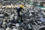 آسیا بزرگترین تولیدکننده زبالههای الکترونیک