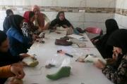 اشتغال زایی بانوی برتر کارآفرین ایلامی  برای 48 نفر در مناطق محروم هلیلان