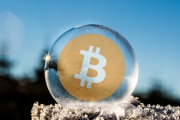 توقف رشد حبابی بیتکوین