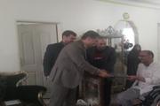 مراسم تکریم جانباز کارآفرین در اردبیل با هدف اشاعۀ حس وطن دوستی برگزار شد