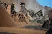 7 میلیون تن سنگ آهن از معدن چادرملو  استخراج شد