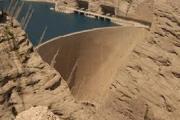 رکورد ورود آب به سد دز شکسته شد