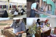 تجلیل از کارآفرینان برتر چهارمحال و بختیاری